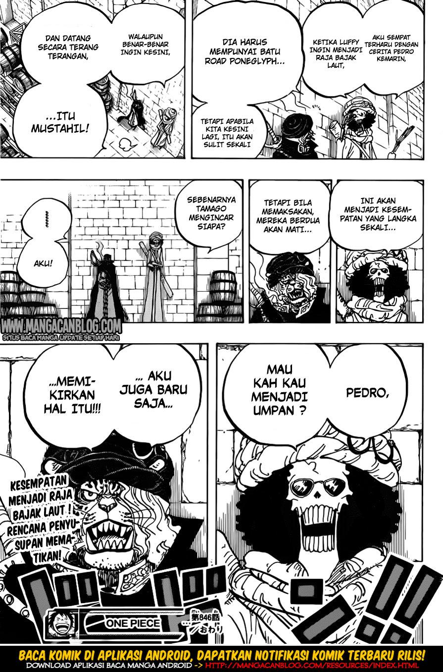Dilarang COPAS - situs resmi www.mangacanblog.com - Komik one piece 846 - penjagaan tamago 847 Indonesia one piece 846 - penjagaan tamago Terbaru 16|Baca Manga Komik Indonesia|Mangacan
