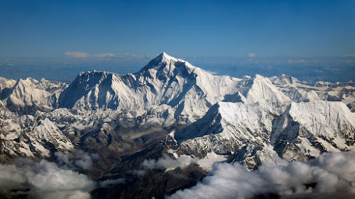 Everest mountain