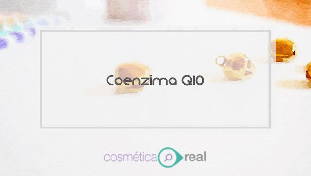 Coenzima Q10  Ubiquinona