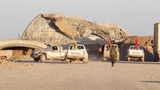 Gerilyawan Tak Dikenal Sergap Rombongan Milisi Syiah Al-Hasd Al-Syakbi