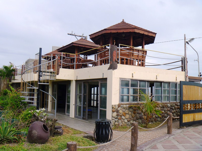 Bagasbas Lighthouse Resort Daet S Premier Along Blvd Is Set Right Beach The Town Famed Piece Of Surfing Heaven