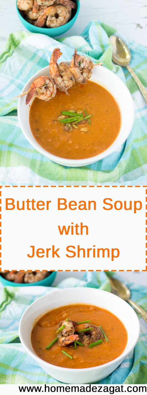 This delicious creamy soup is packed with layers of flavor and does ...