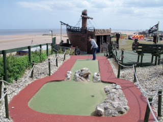 The Arnold Palmer Putting Course in Mablethorpe
