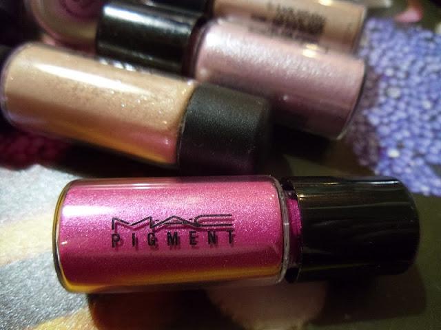 Mac Pigments 101