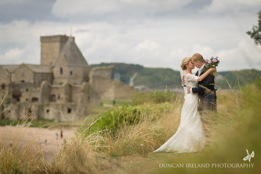 Inchcolm Island Edinburgh Weddings