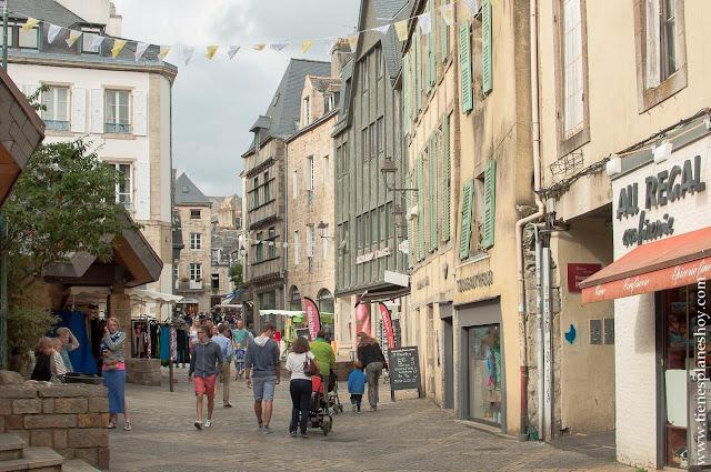Quimper viaje Bretaña Normandia roadtrip turismo