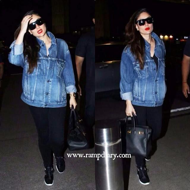 Kareena Kapoor's Airport Style