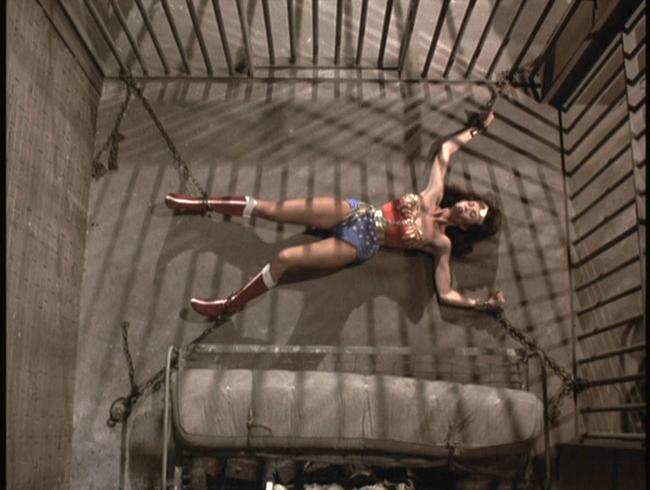 Wonder Woman Lie