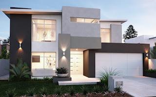 Modern minimalist house design the latest Model
