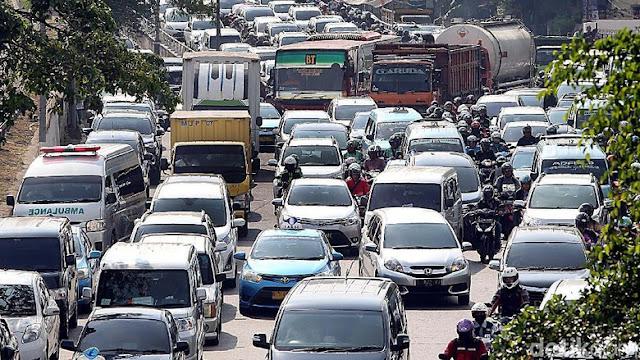 Media Asing Ingatkan Indonesia soal Kemacetan Saat Asian Games