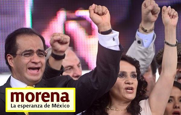 Padierna y Bejarano renuncia al PRD y se suma a AMLO, por el cambio VERDADERO!!!