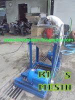 mesin pengupas kulit ari kacang tanah