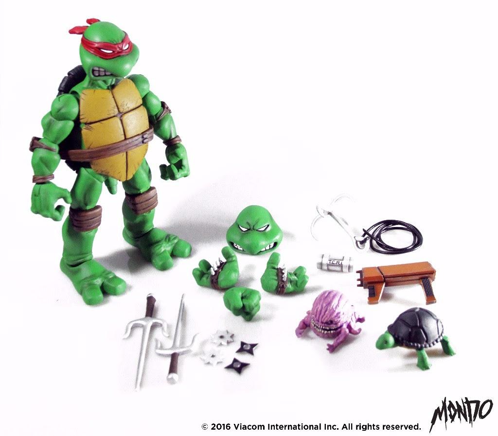 The Blot Says Teenage Mutant Ninja Turtles Raphael 1 6