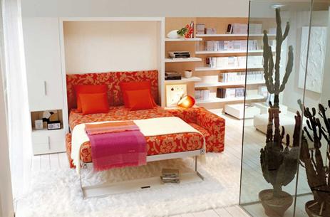 Cama atoll 000 - Amueblar espacios pequenos ...
