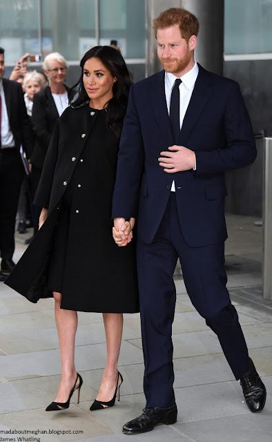 Znalezione obrazy dla zapytania duchess meghan Christchurch