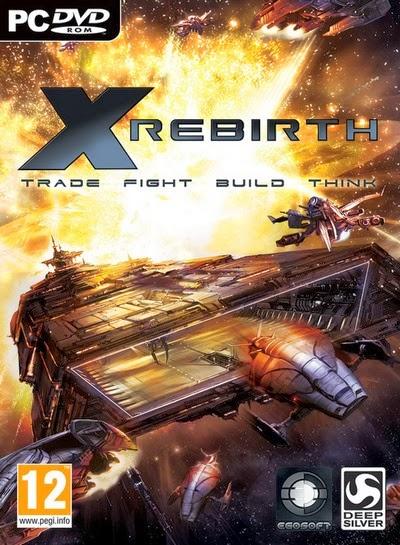 تحميل لعبة حرب الفضاء X Rebirth النسخة الكاملة للكمبيوتر مجاناً