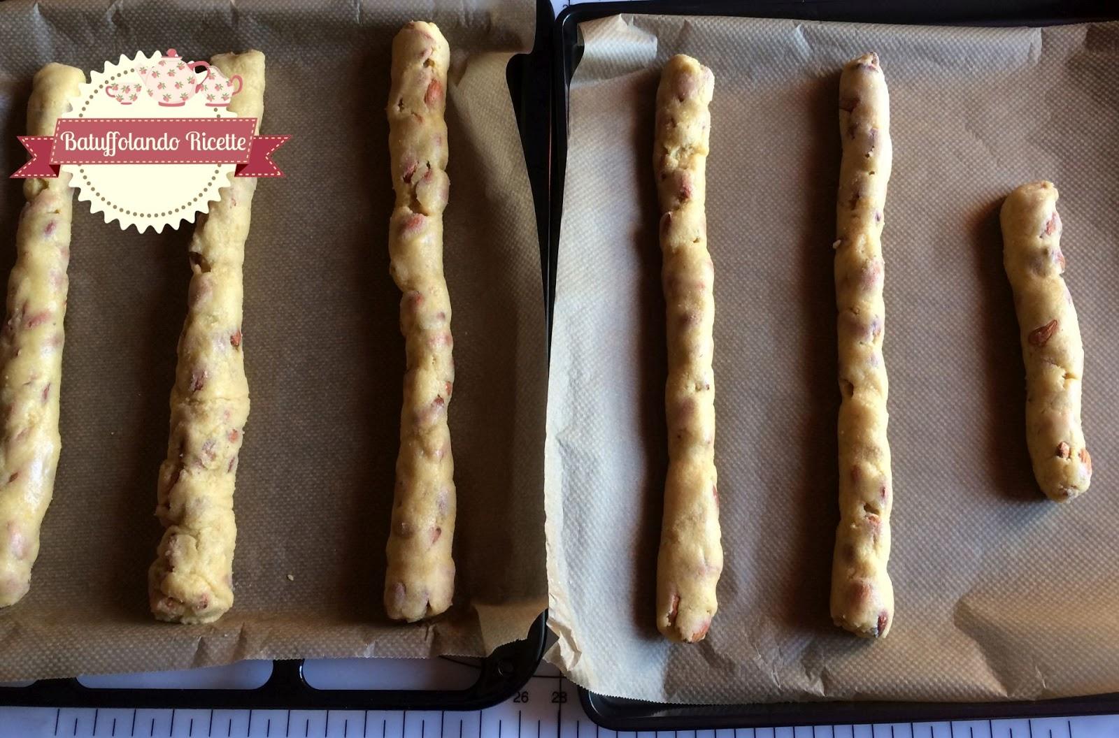 Biscotti Da Credenza Alice : Batuffolando ricette: biscotti di prato cantucci giovanni pina