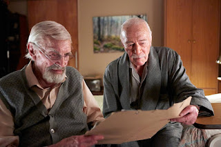 Christopher Plummer Martin Landau Remember 2015 drama thriller