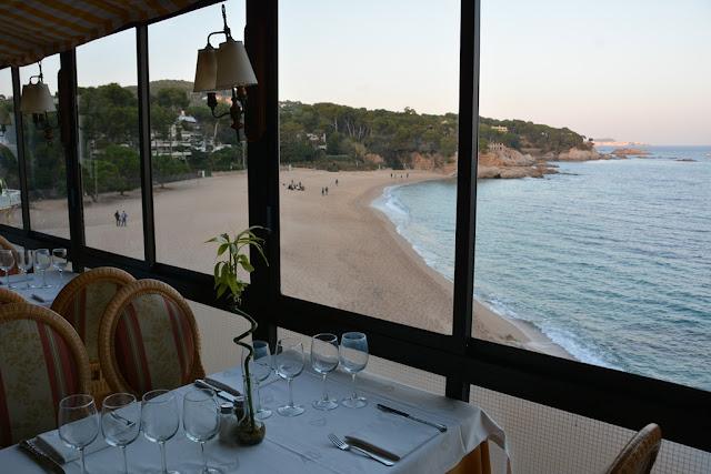 Hotel Costa Brava top view