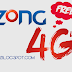 Use Free Internet on Zong (3G+4G) Latest