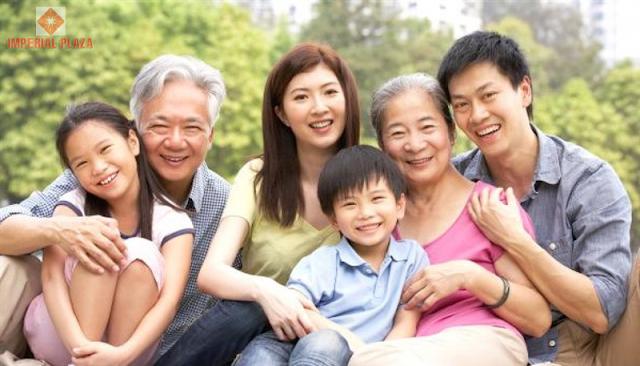 Imperial Plaza - Sự lựa chọn hoàn hảo cho gia đình nhiều thế hệ