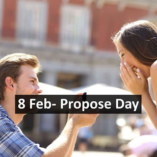 8th Feb - Propose Day