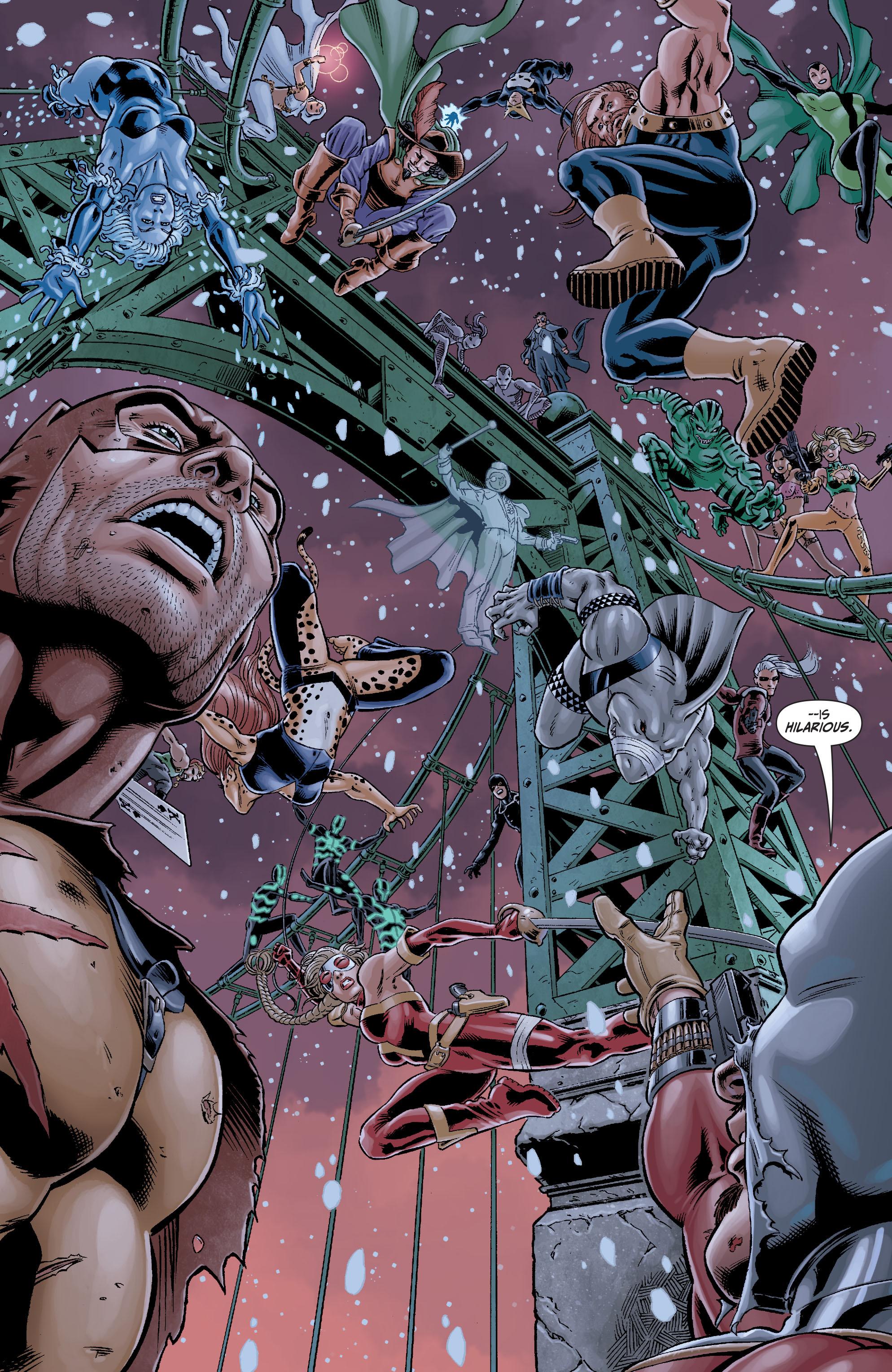 Read online Secret Six (2008) comic -  Issue #7 - 9