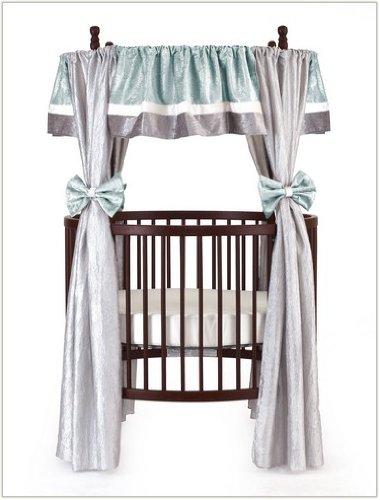 Round Crib Bedding Sets