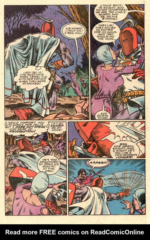 Read online Secret Origins (1986) comic -  Issue #49 - 35