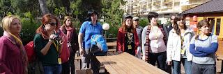 """Participantes de la Ruta 7 """"Adrenalina Pura""""."""
