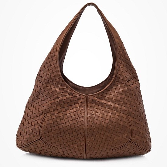 tas bottega veneta model hobo