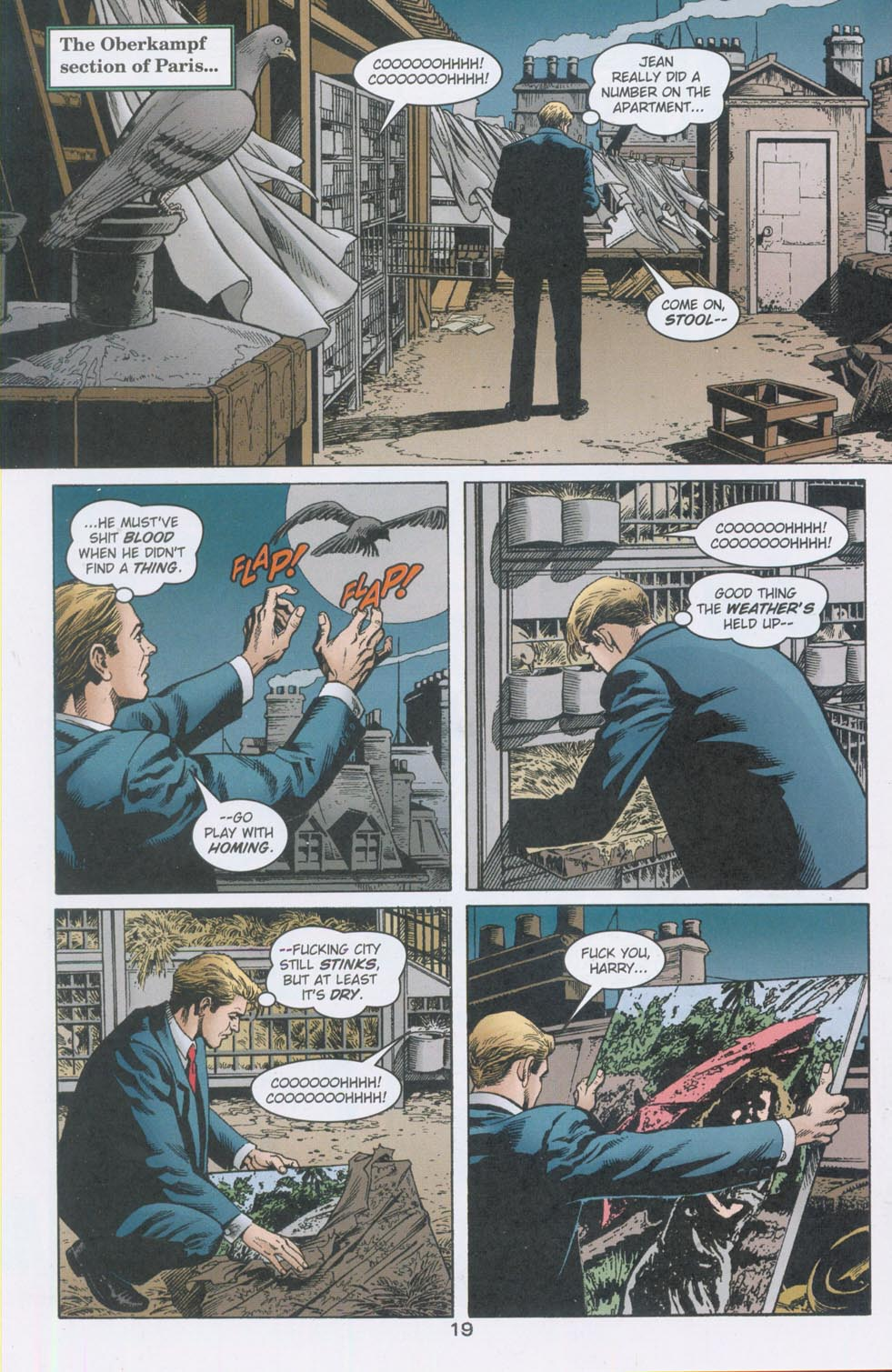 Read online American Century comic -  Issue #14 - 19