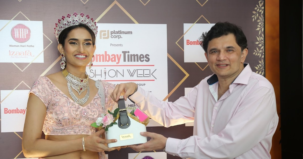 18b5af150 WHP Jewellers dazzles Bombay Times Fashion Week 2018 with Vivah Diamond  Collection