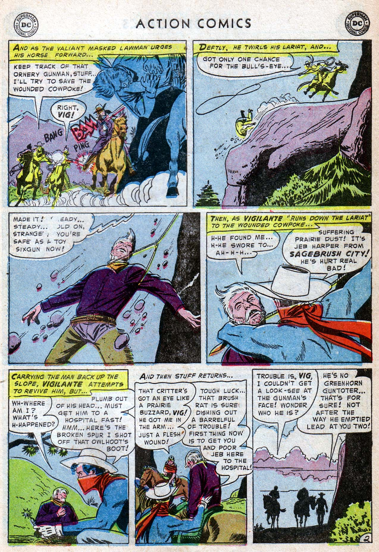 Action Comics (1938) 180 Page 34