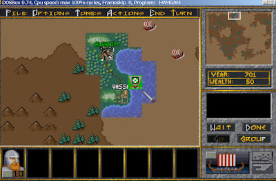 Hammer of the Gods Game Screenshots 1994