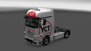 YCT Logistics Skin for MP4