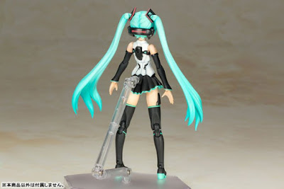 Frame Arms Girls Hatsune Miku de Vocaloid - Kotobukiya