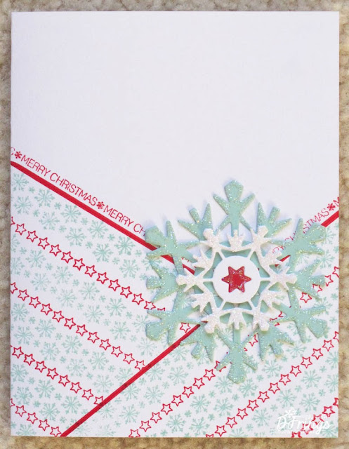 Snowflakes Merry Christmas - Photo by Deborah Frings - Deborah's Gems