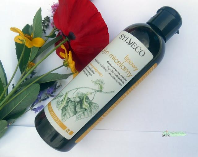 Sylveco, demakijaż, oczyszczanie, naturalny skład, płyn, micel, micelarny,