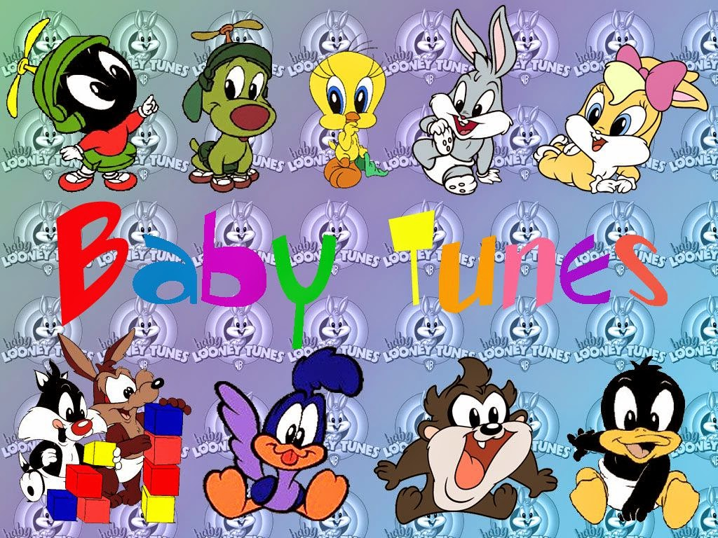 Baby Looney Tunes Free Printable Invitations Or Cards Oh