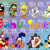 Looney Tune Babies: Free Printable Cards, Images or Invitations.