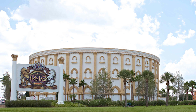 The Holy Land Experience em Orlando