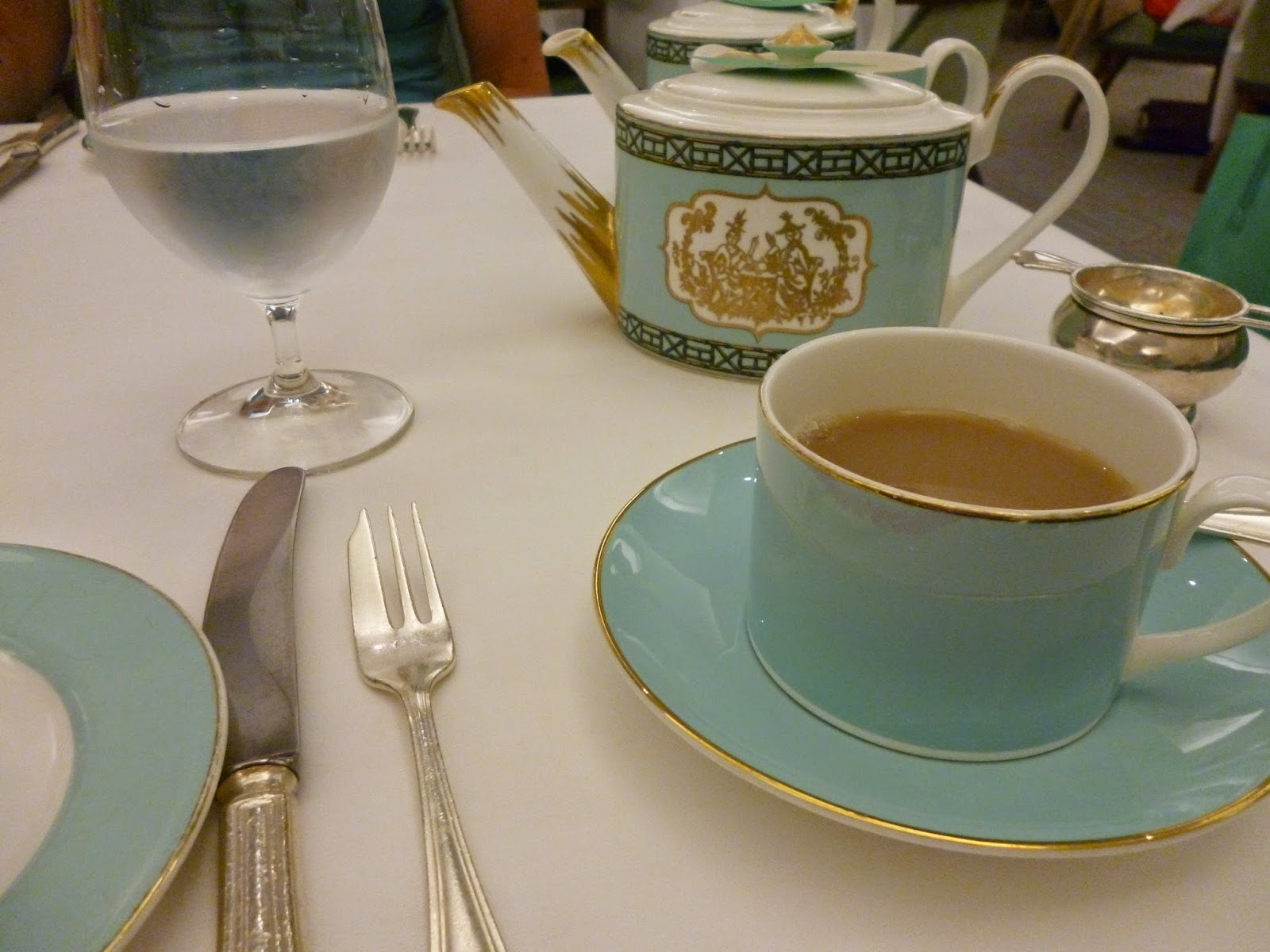 Fortnum and Mason cup and saucer