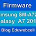 Firmware Samsung SM-A720F A7 2017