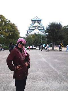 Osaka Castle Legenda di Pusat Kota