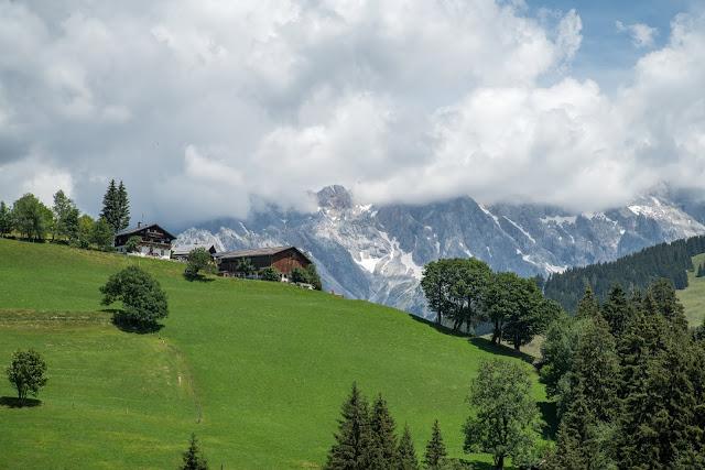 Almwanderung zur Hochkaseralm  Wandern Hochkönig  Wanderung SalzburgerLand 13