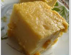Resep praktis (mudah) kue bingka jagung spesial (istimewa) enak, sedap, legit, nikmat lezat