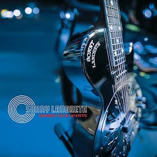 """Το βίντεο του Sonny Landreth για το τραγούδι """"Soul Salvation"""" από το album """"Recorded Live in Lafayette"""""""