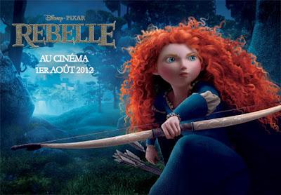 Rebelle Disney