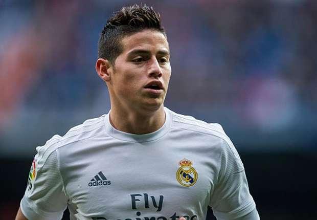 Real Madrid no asegura a James Rodríguez
